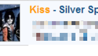 kiss silver spoon